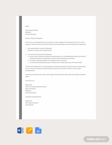 FREE Civil Drafter Cover Letter Template - Word | Apple ...