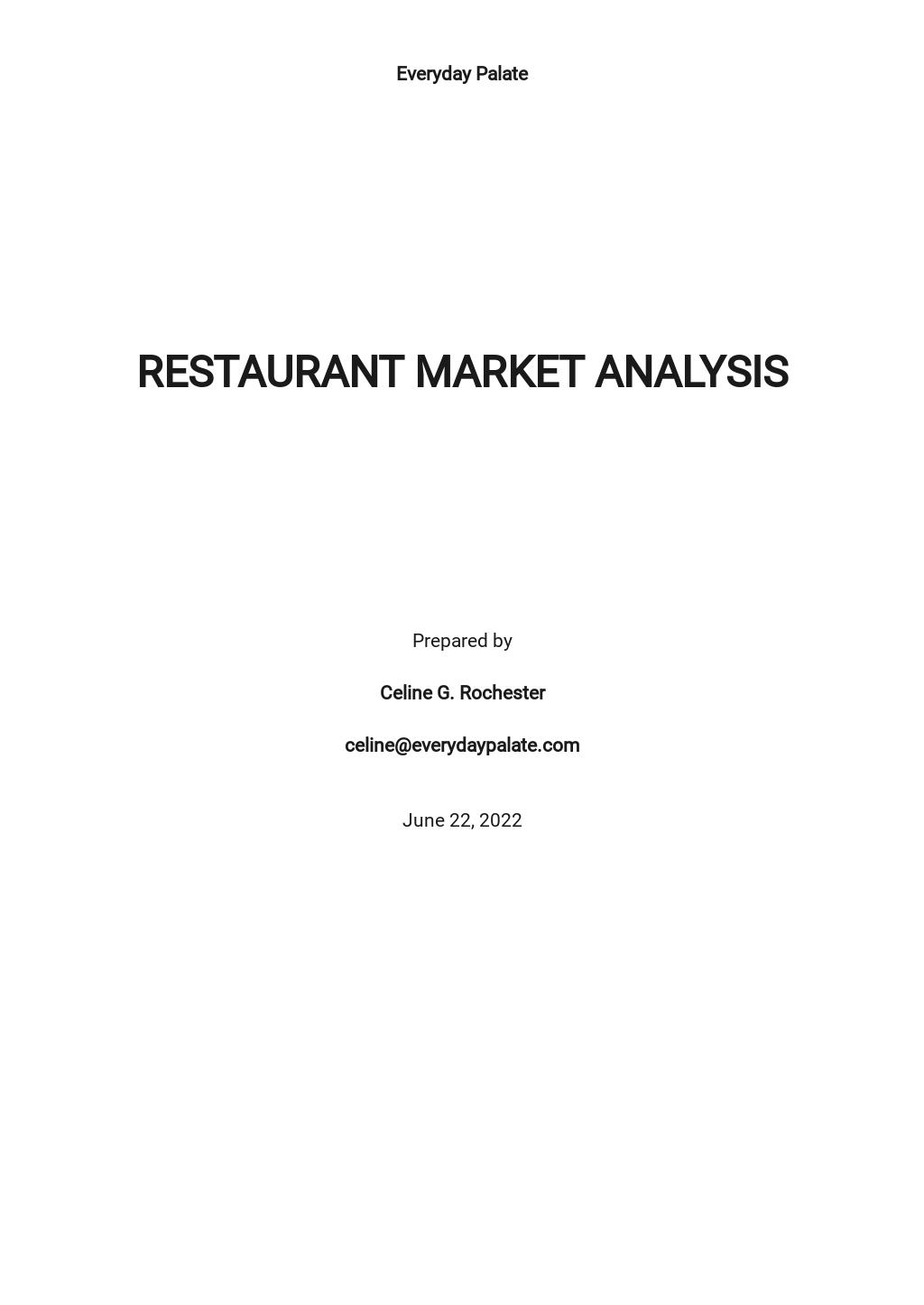 Restaurant Market Analysis Template.jpe