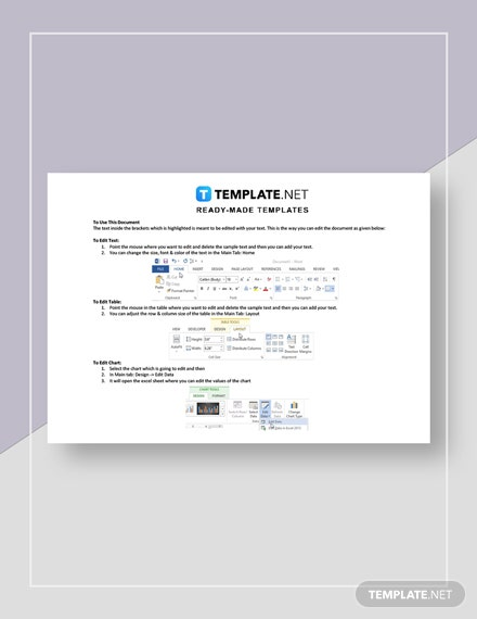 Restaurant Gift Certificate Tracking Form Instructions