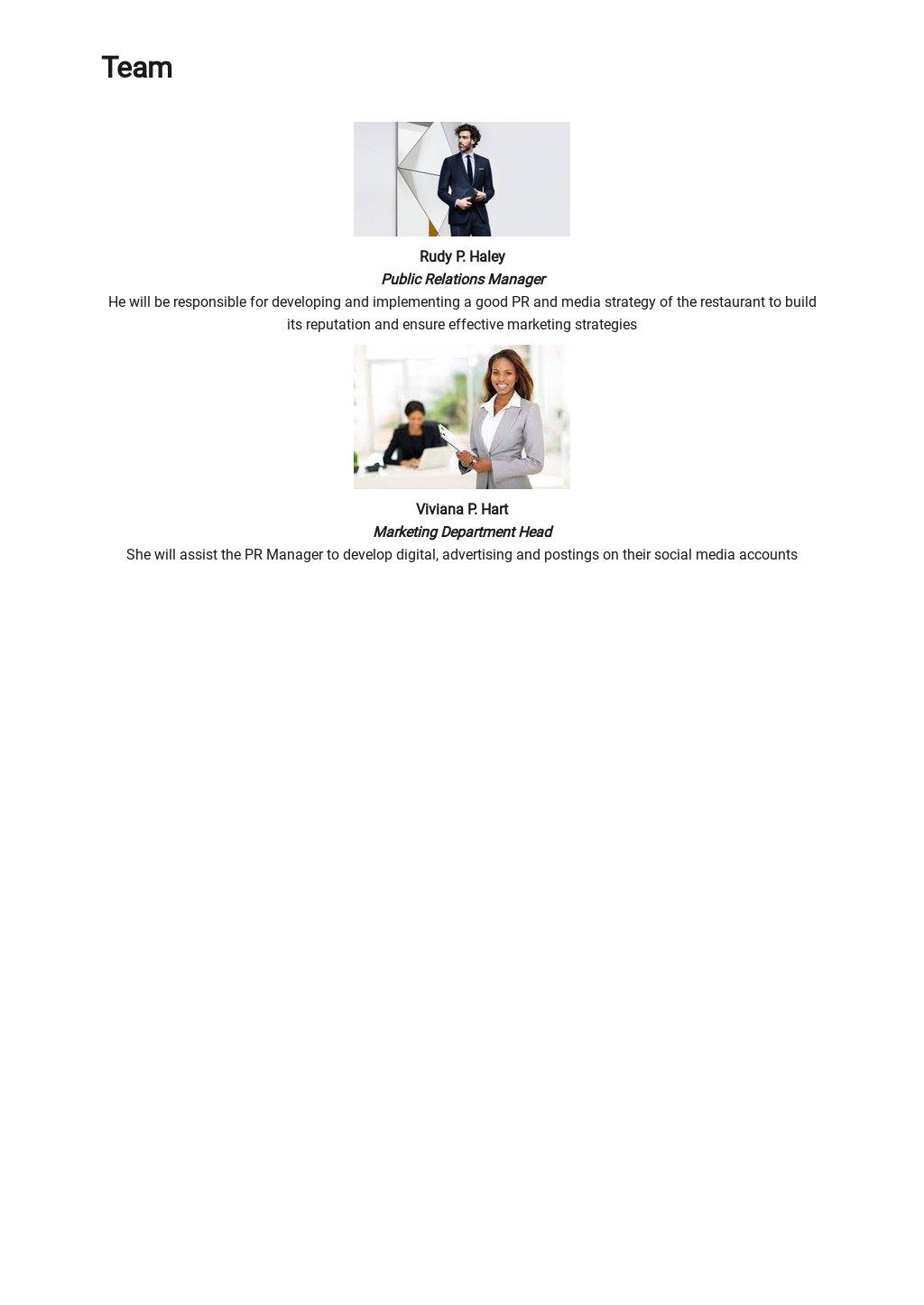 Restaurant Crisis Management Plan Template 2.jpe