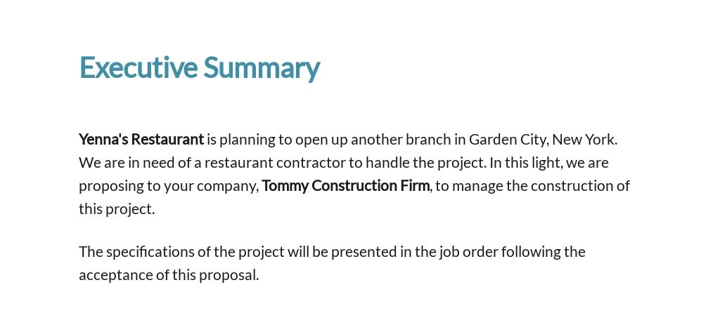 Restaurant Contractor Proposal Template 1.jpe