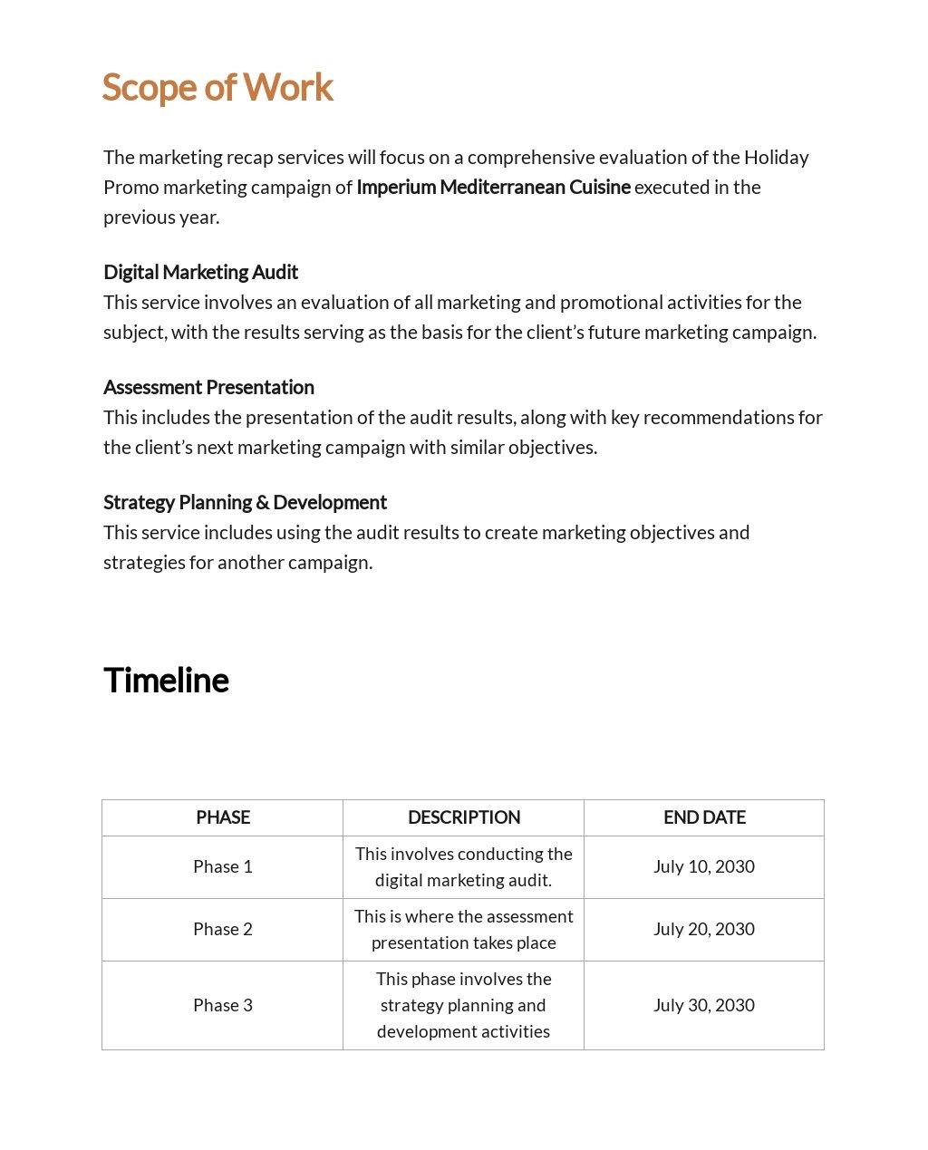 Restaurant Marketing Recap Proposal Template 3.jpe