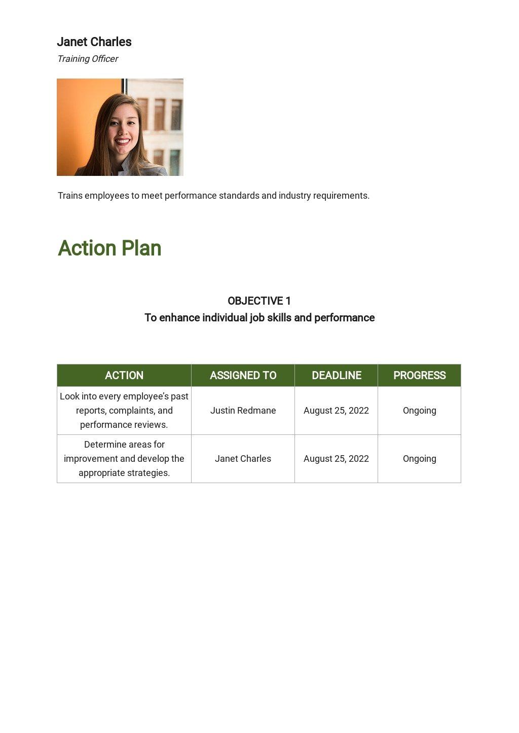 Restaurant Staff Training Plan Template 3.jpe