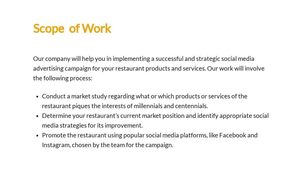 Restaurant Social Media Marketing Proposal Template 3.jpe