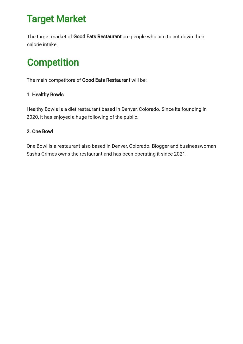 Restaurant Business Plan for Investors Template 2.jpe