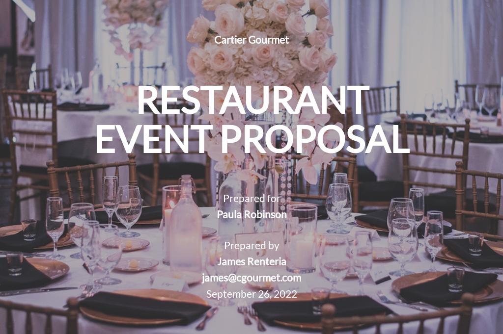 Restaurant Event Proposal Template.jpe
