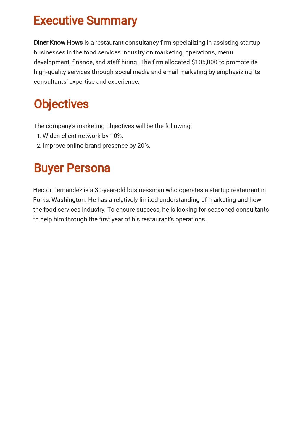Restaurant Consulting Marketing Plan Template 1.jpe