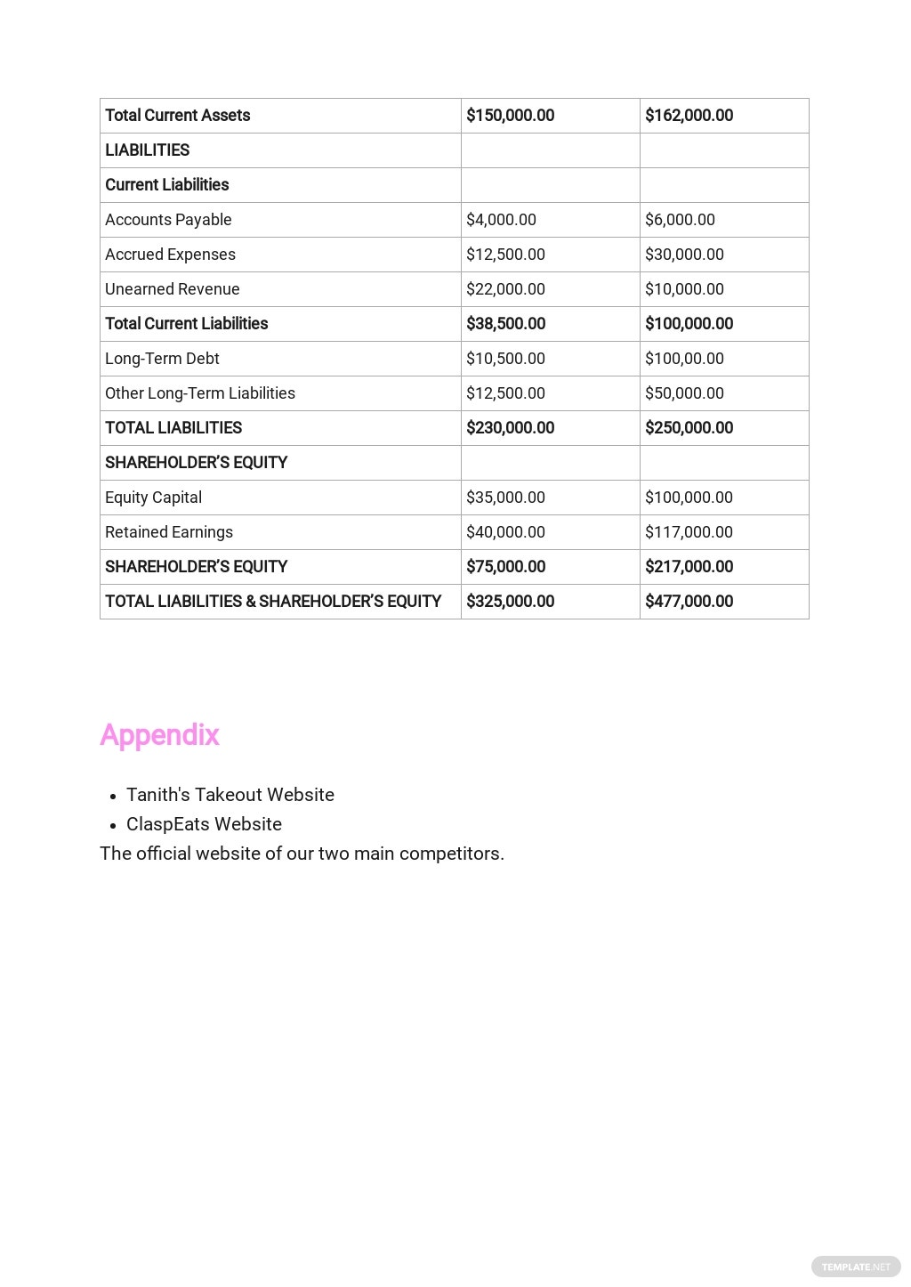Food Delivery Business Plan Template 8.jpe