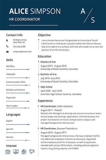 free customer service representative resume and cv