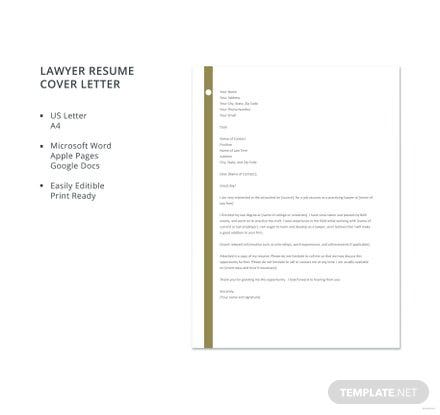 Free cover letter templates download ready made template free lawyer resume cover letter template maxwellsz