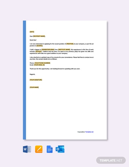 Google Doc Cover Letter Template from images.template.net