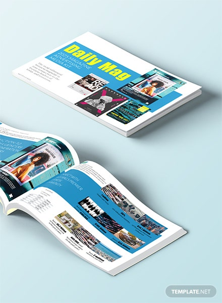 advertising media kit template - free magazine advertising media kit template download 28
