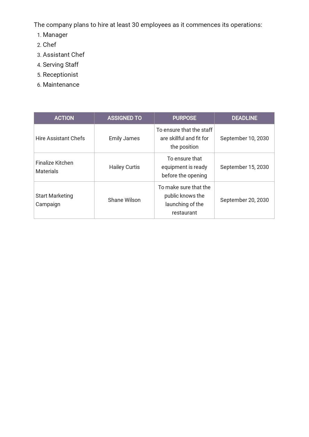 Restaurant Business Plan Outline Template 5.jpe