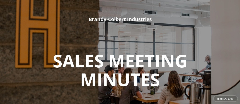 Meeting Minutes Format Template