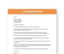 microsoft offer letter