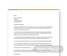 Free Formal Job Offer Letter Template in Microsoft Word Apple Pages