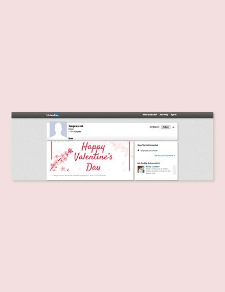 Valentine's Day Linkedin Post