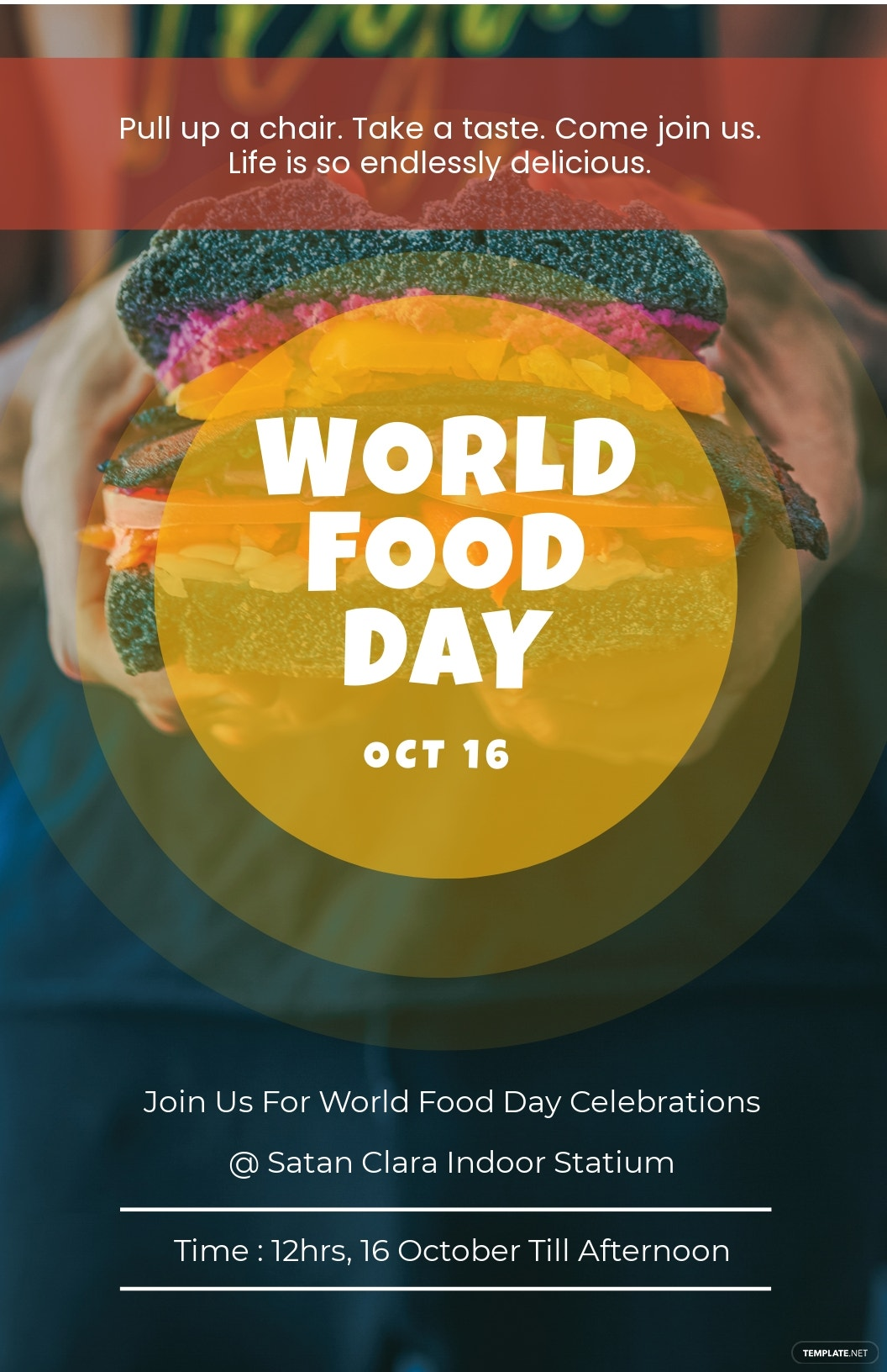 World Food Day Poster