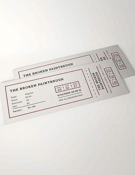 Movie Ticket Download