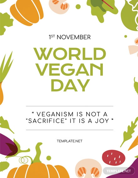 World Vegan Day