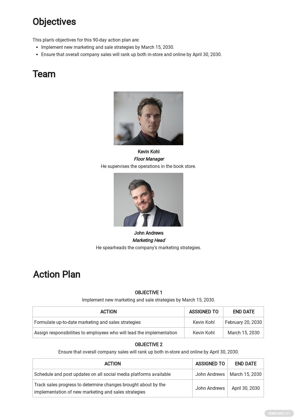 90 Day Sales Action Plan Template 1.jpe