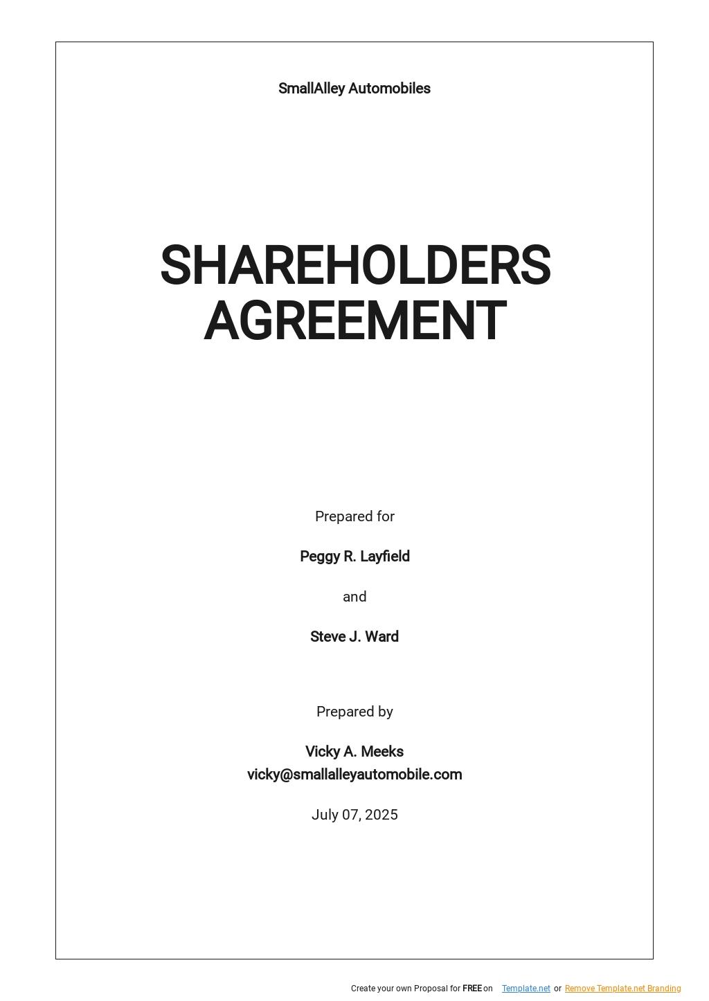Shareholders Agreement Template.jpe