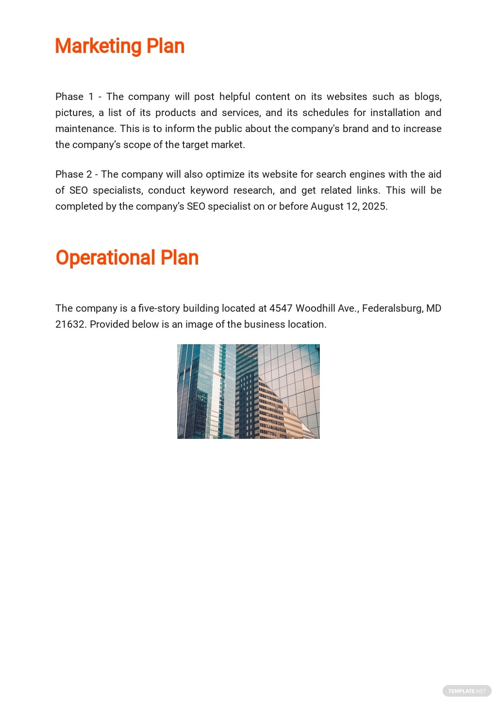 HVAC Business Plan Template 4.jpe