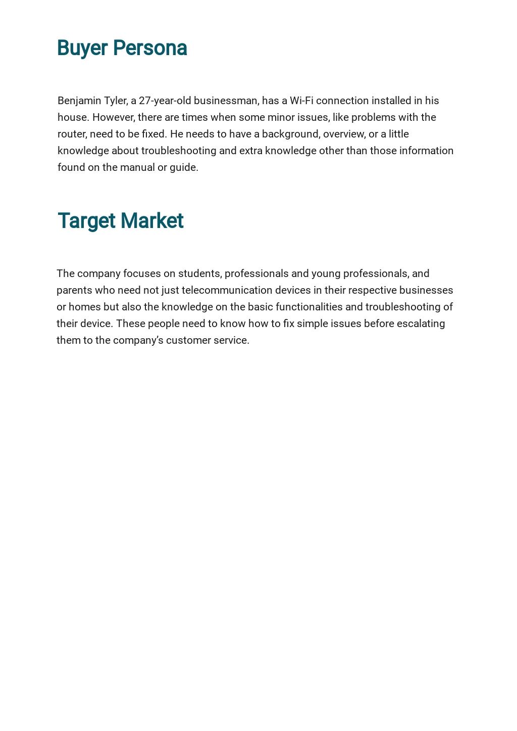 Integrated Marketing Communications Plan Template 2.jpe