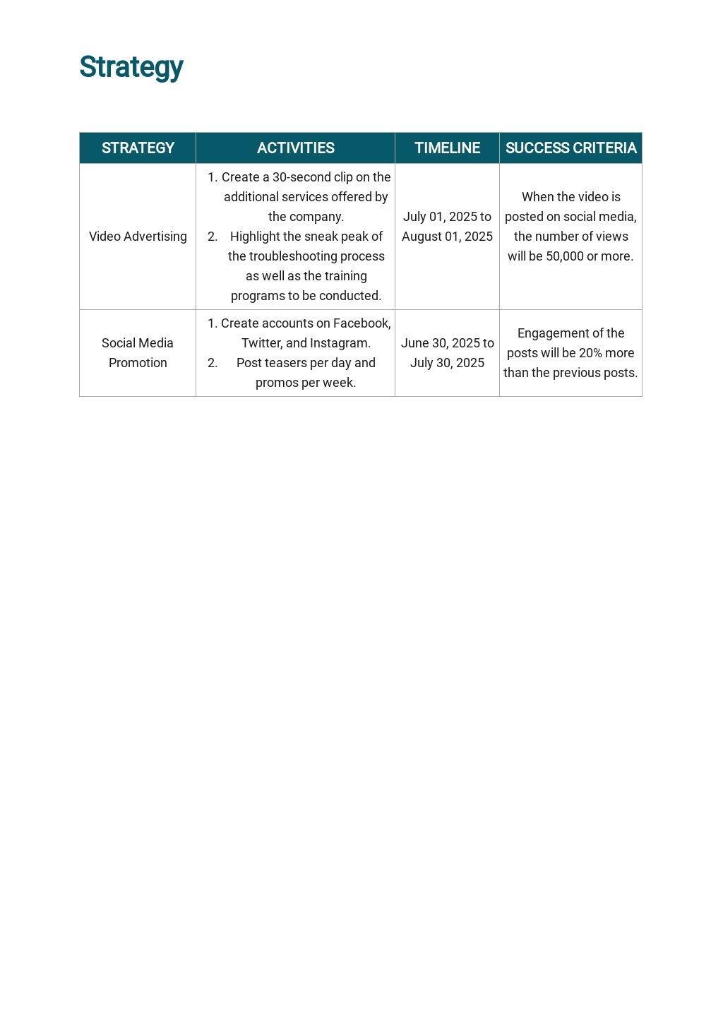 Integrated Marketing Communications Plan Template 3.jpe
