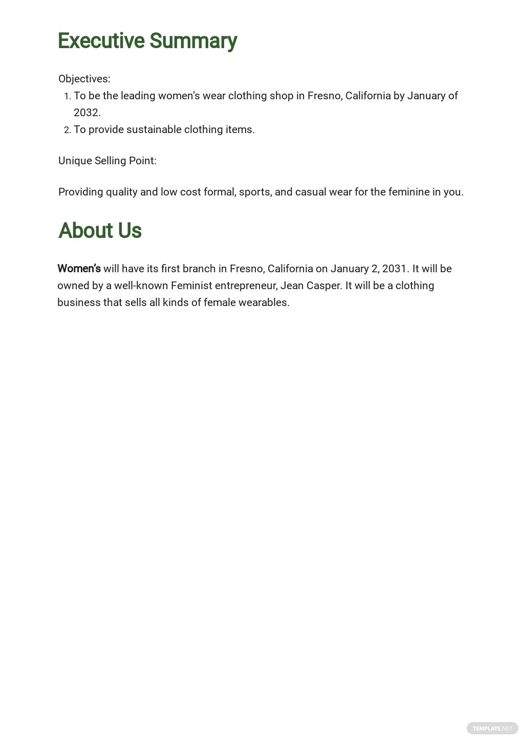 Clothing Business Plan Template 1.jpe