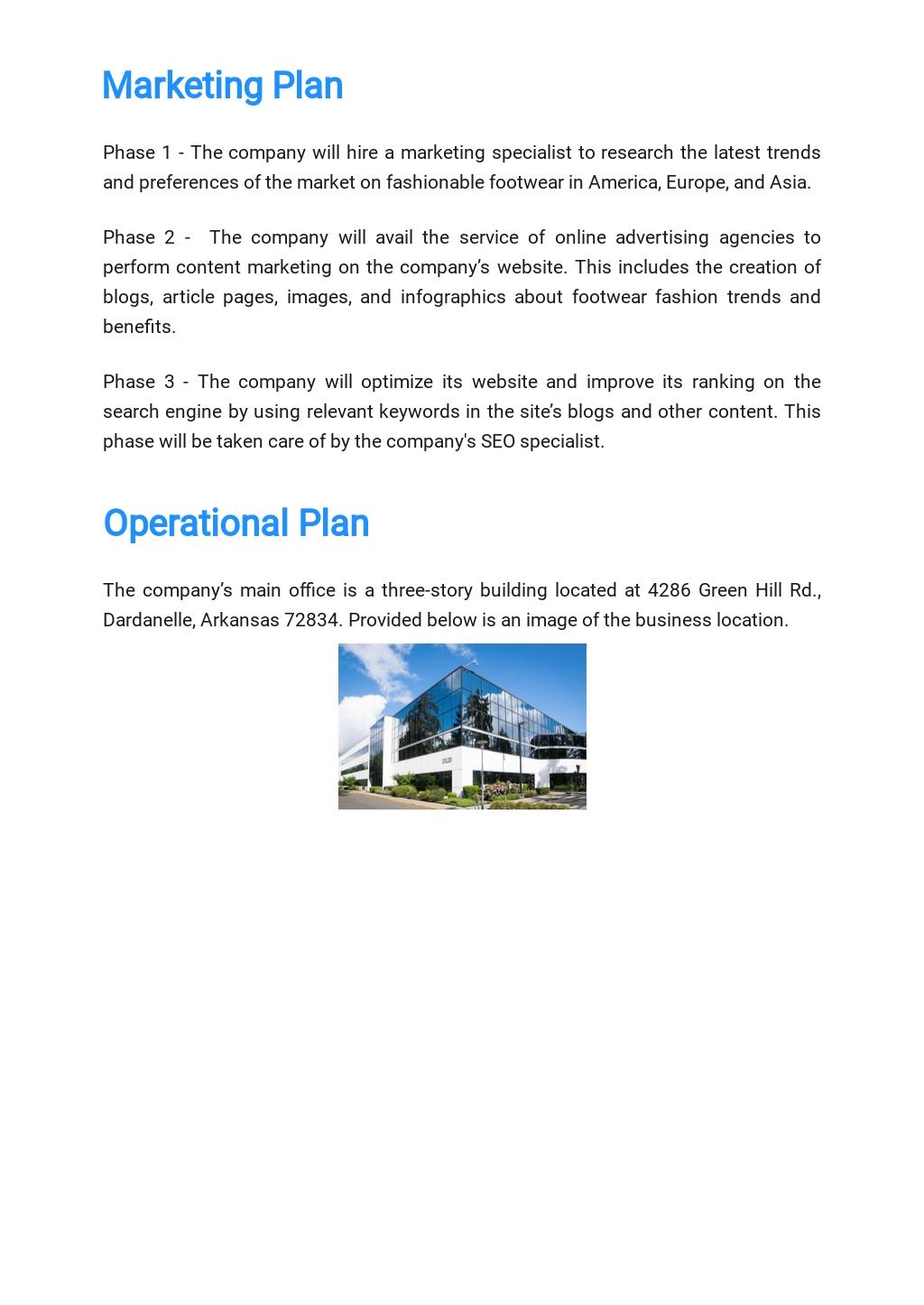 Import Export Business Plan Template 4.jpe