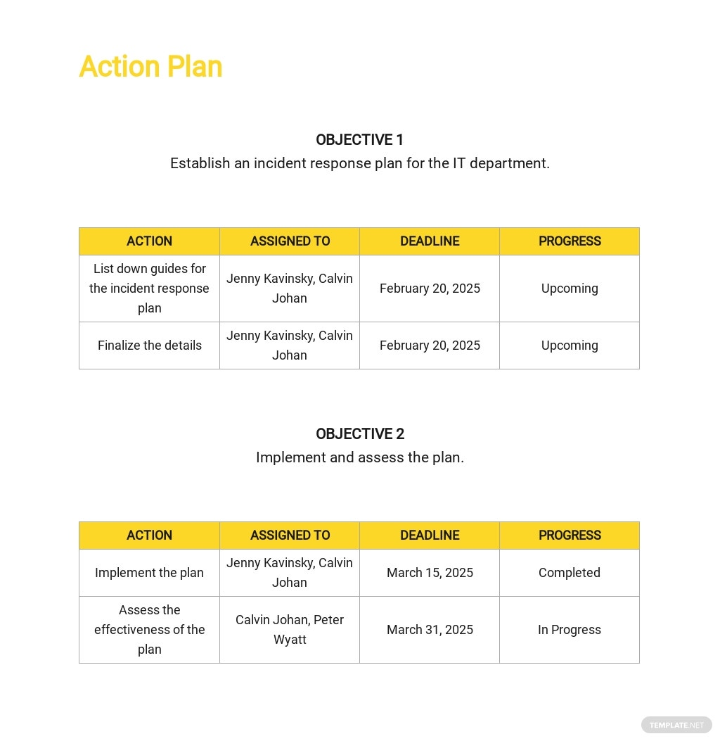 IT Incident Response Plan Template 3.jpe