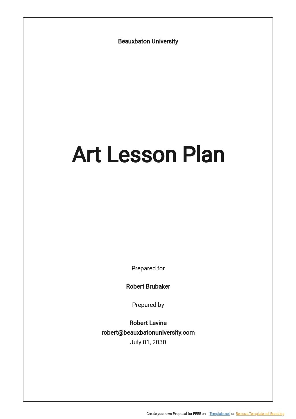 Art Lesson Plan Template.jpe