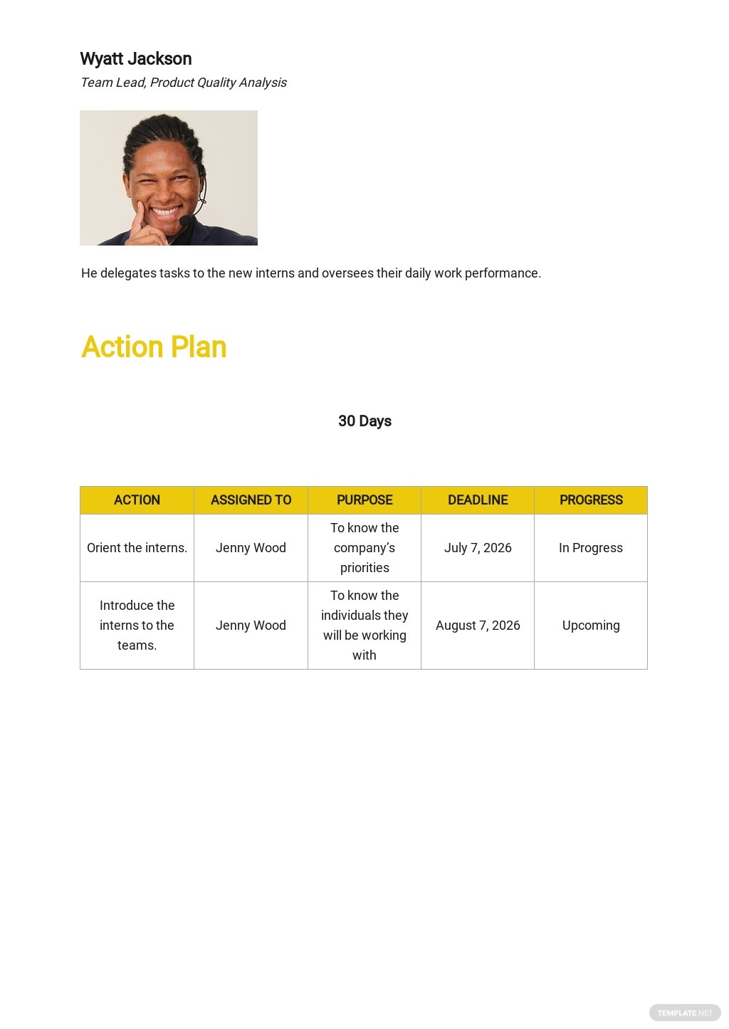 90 Day Business Plan Template 2.jpe
