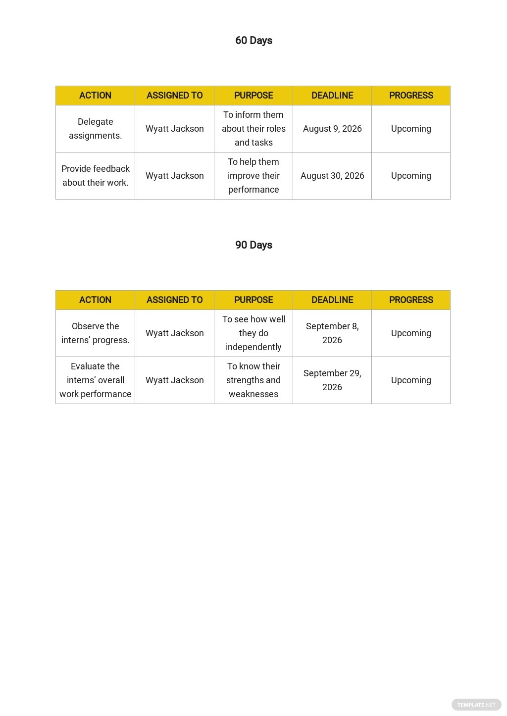 90 Day Business Plan Template 3.jpe