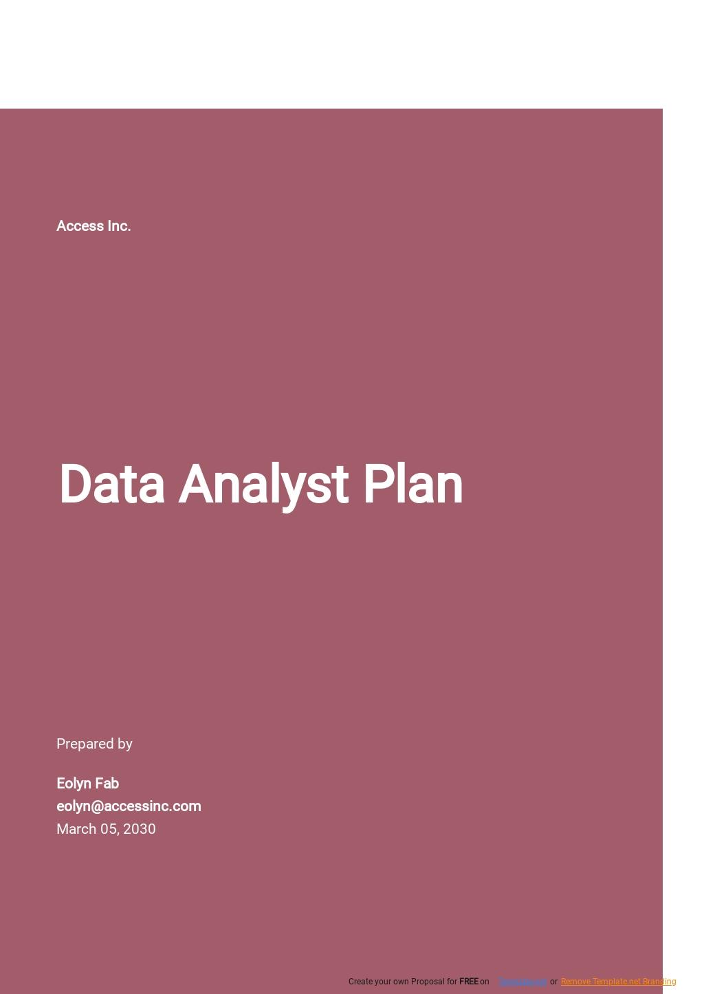 Data Analysis Plan Template.jpe