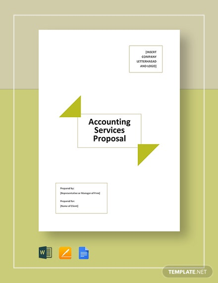 proposal for accounting services template