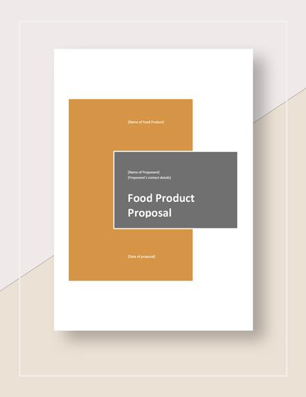 product sales proposal template word google docs. Black Bedroom Furniture Sets. Home Design Ideas