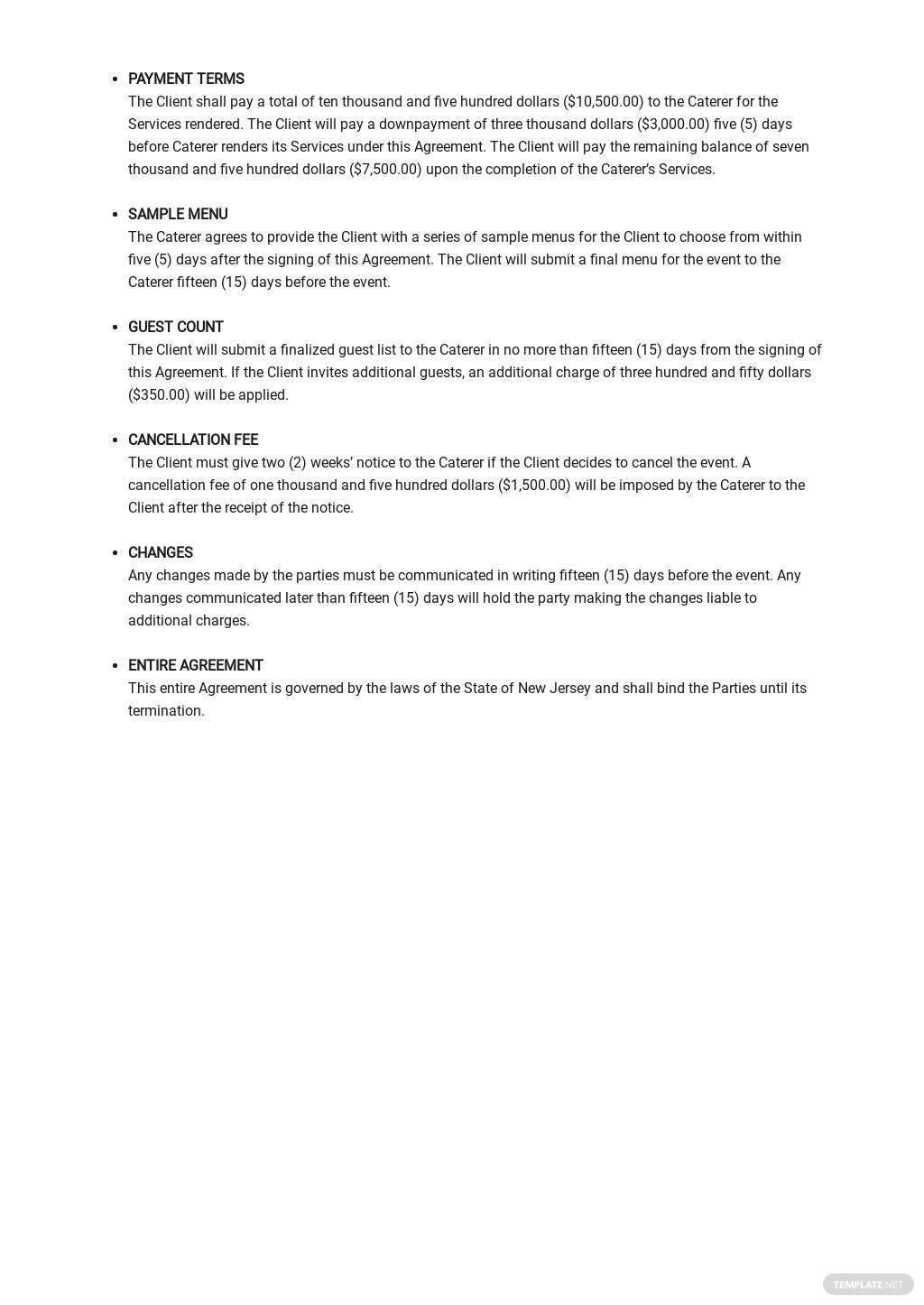 Catering Contract Agreement Template 2.jpe