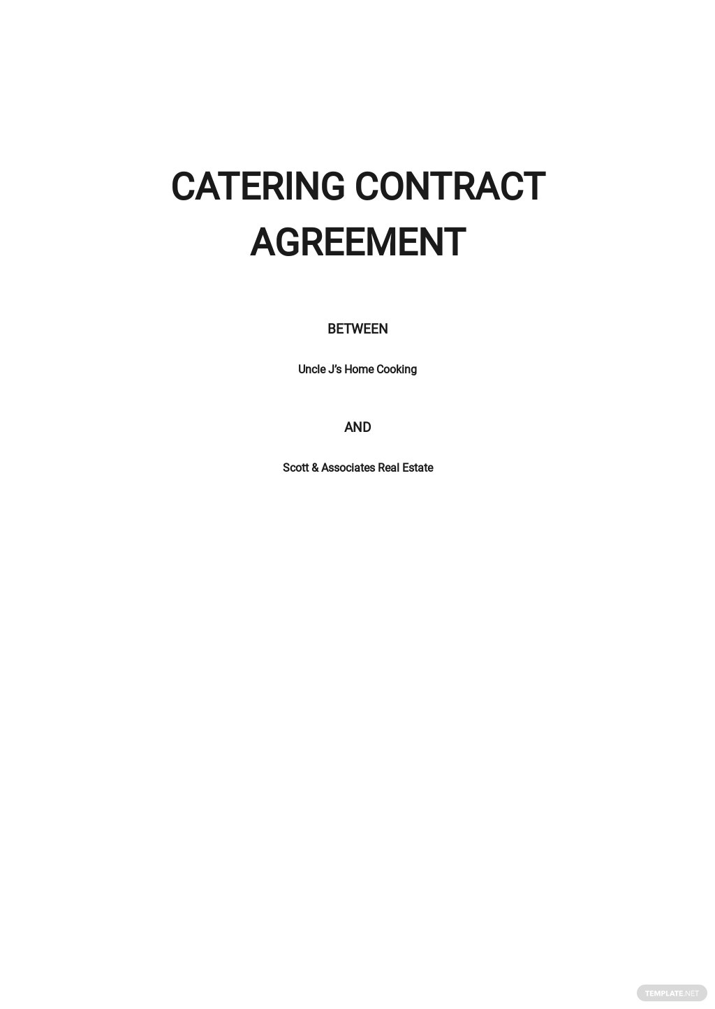 Catering Contract Agreement Template.jpe
