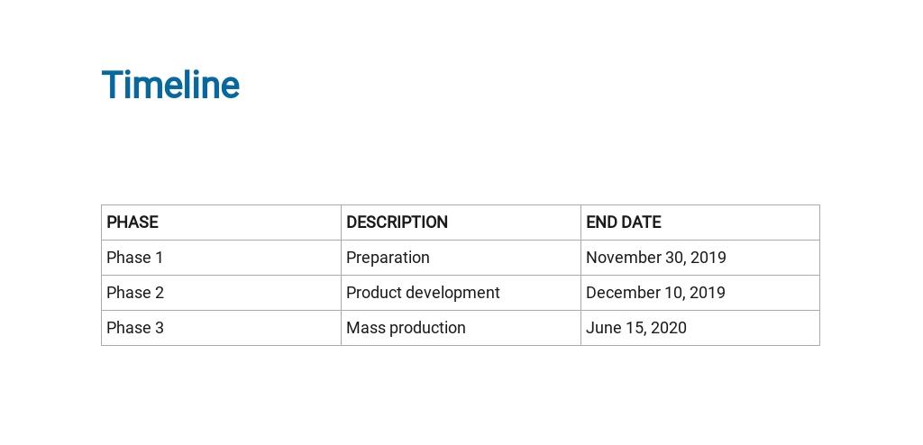 Business Partnership Proposal Template [Free PDF] - Google Docs, Word, Apple Pages, PDF