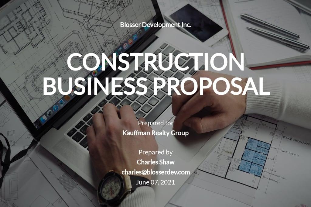 Construction Business Proposal Template.jpe