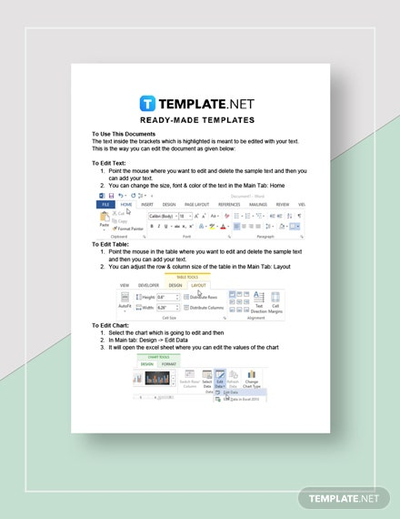 Timeshare Contract Instructions