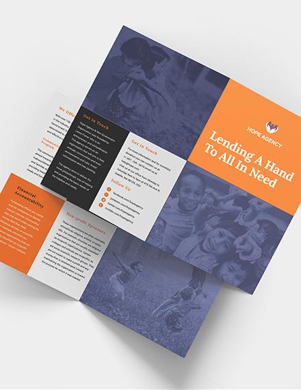 BiFold Fundraising Brochure Download