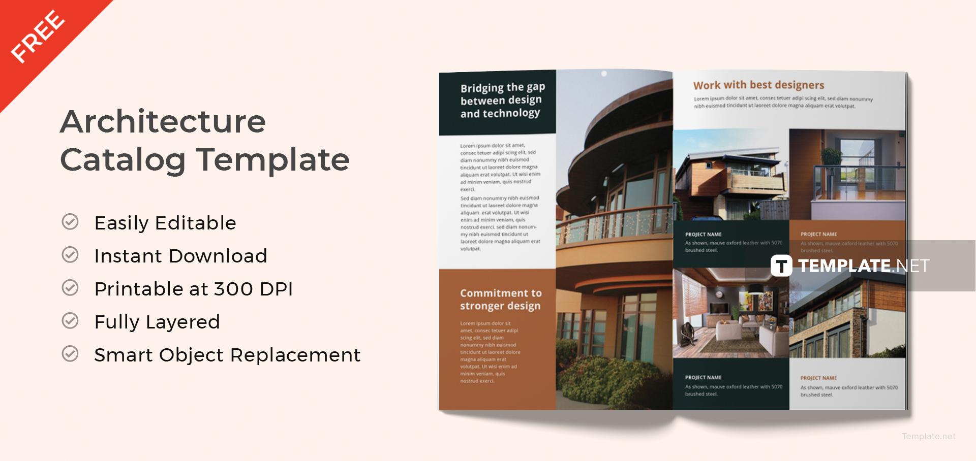 Architecture Catalog Template
