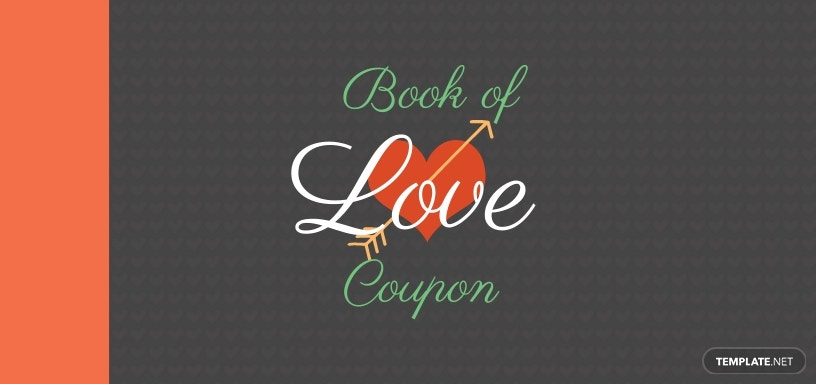 Romantic Love Coupon Book Template [Free JPG] - Word, Apple Pages, PSD, Publisher