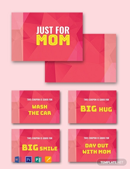 Free Just for Mom Coupon Book