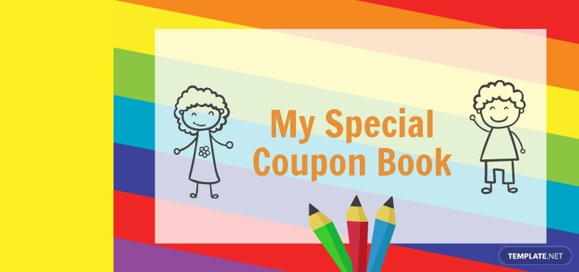 My Special Coupon Book Template