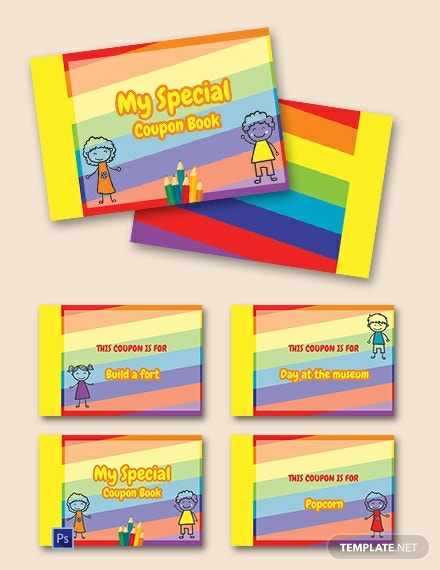 Free My Special Coupon Book