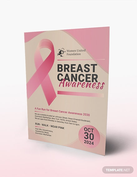 Breast Cancer Flyer Download